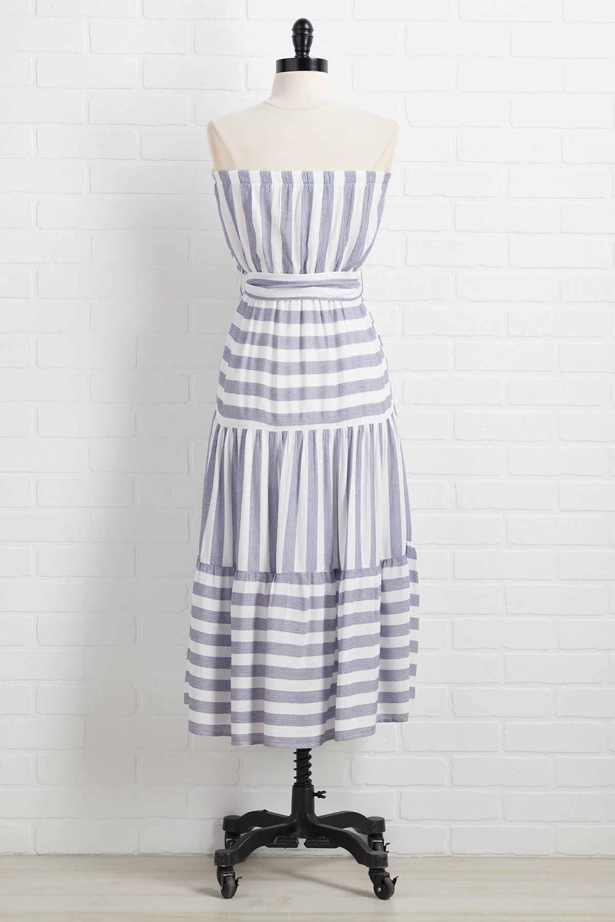 Offshore Romance Dress