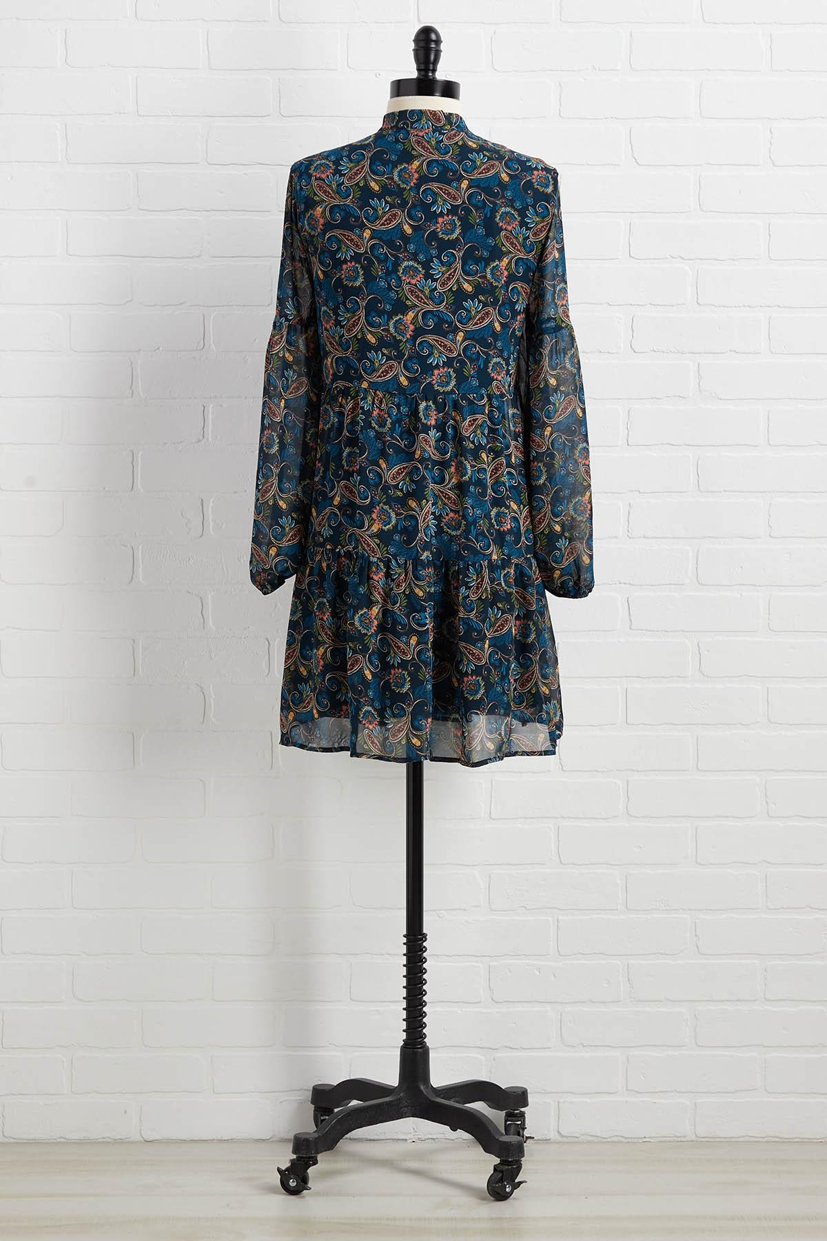 Let's Get Groovy Dress