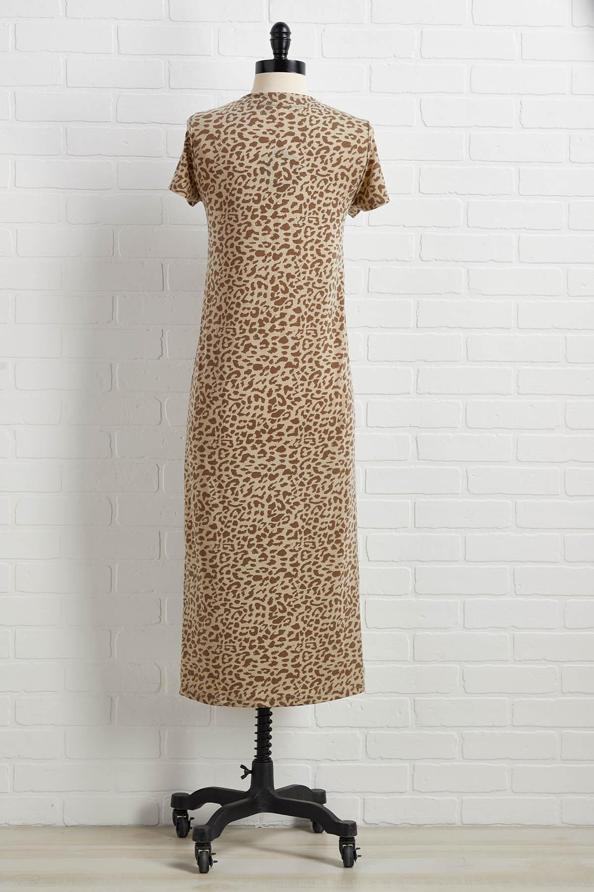 Welcome To The Wild Side Dress