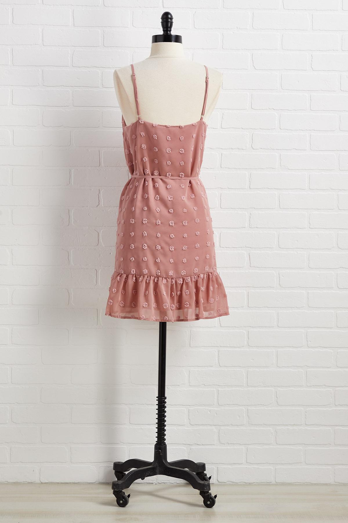 In My Dots Dress