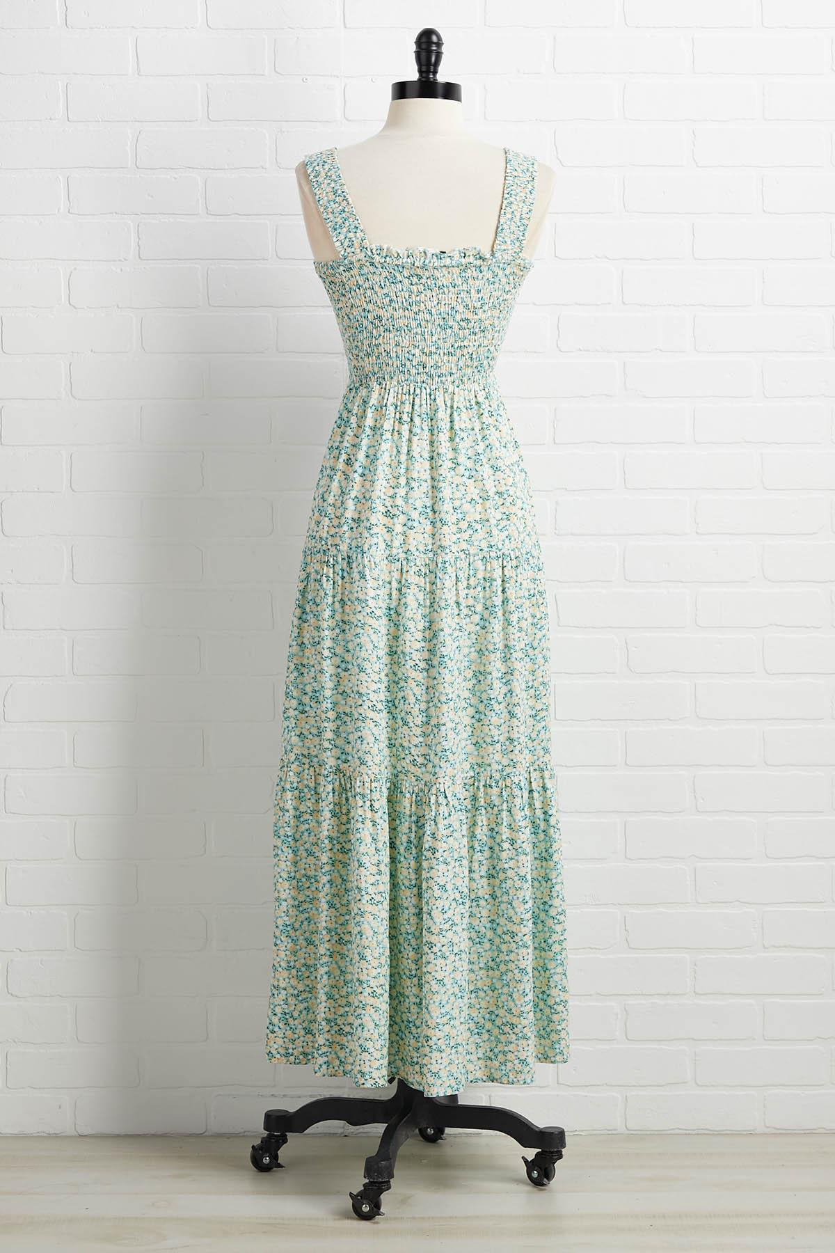 Taste Of Summer Dress