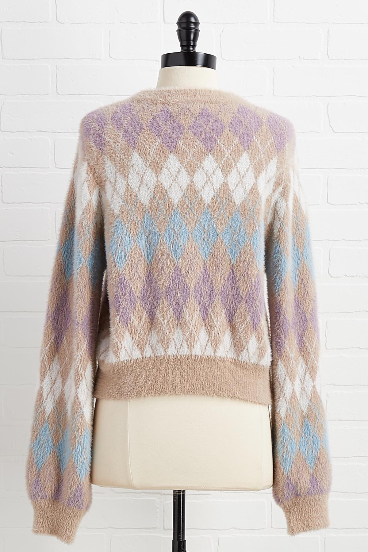 Cuddling Cozy Sweater