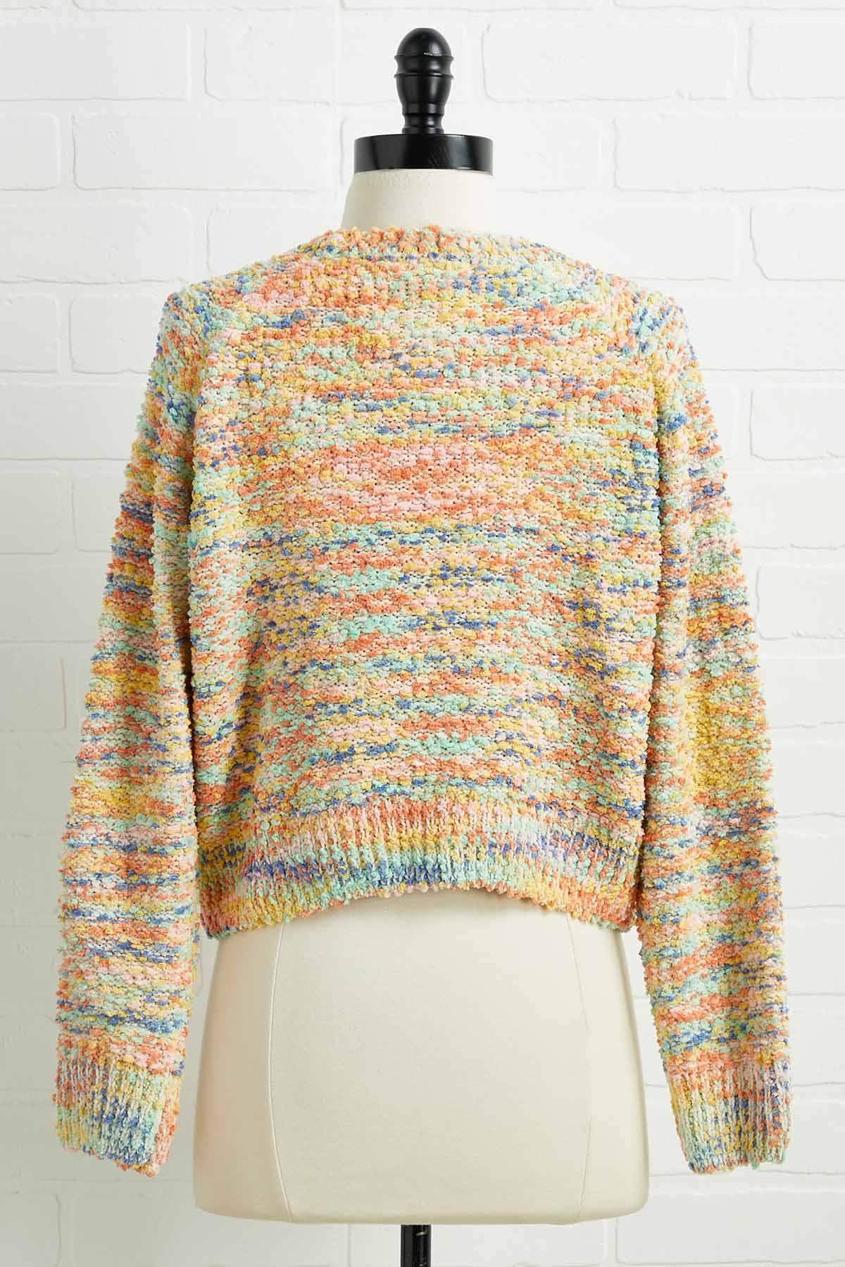 Sprinkle In Some Sass Sweater