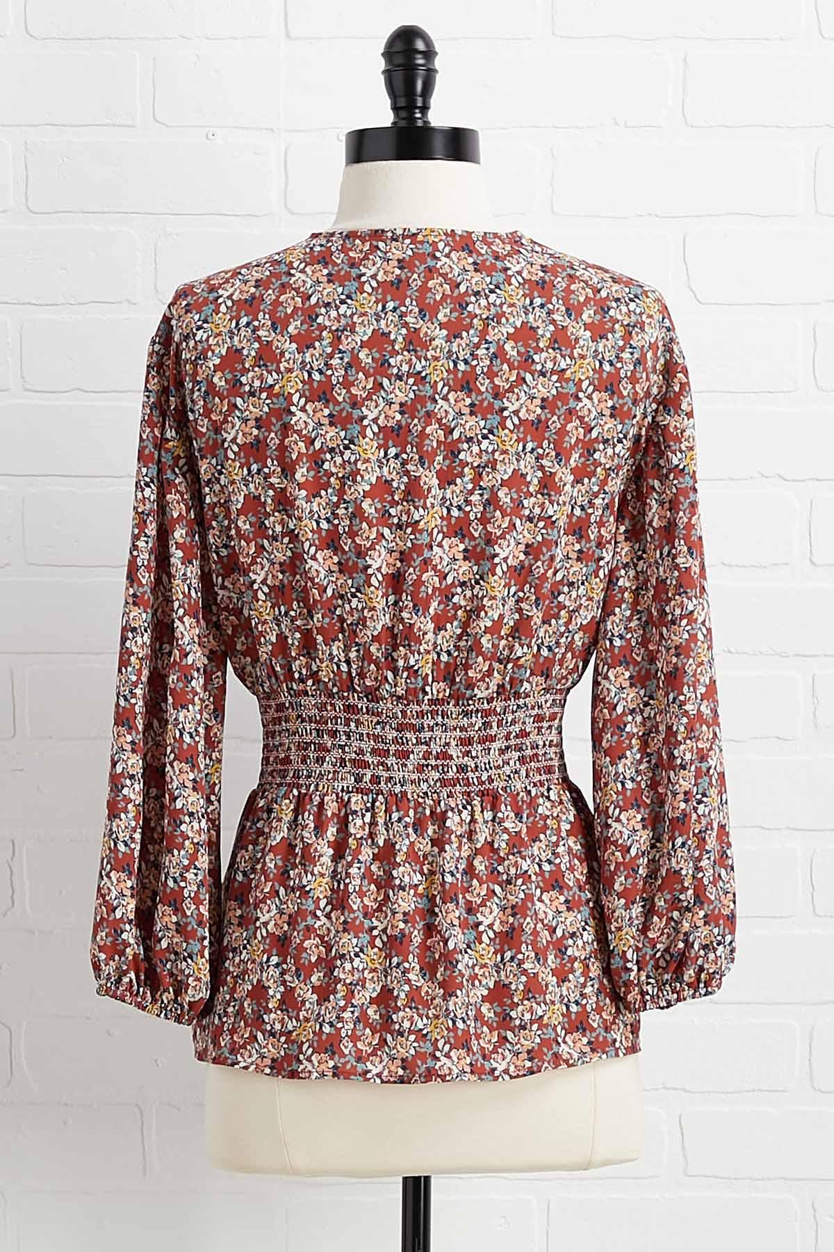 Spice Of The Season Top