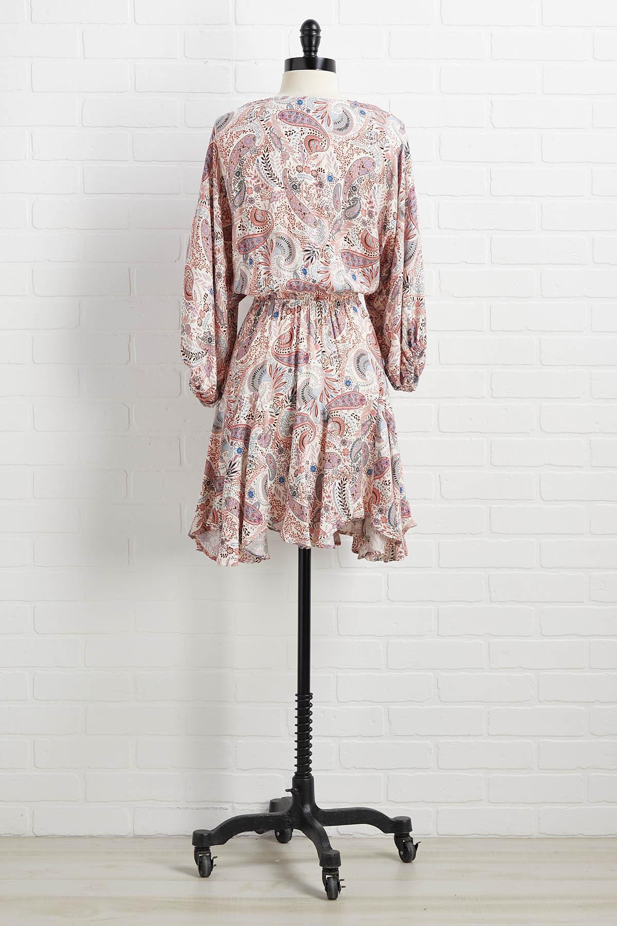 Wonderfully Wandering Dress