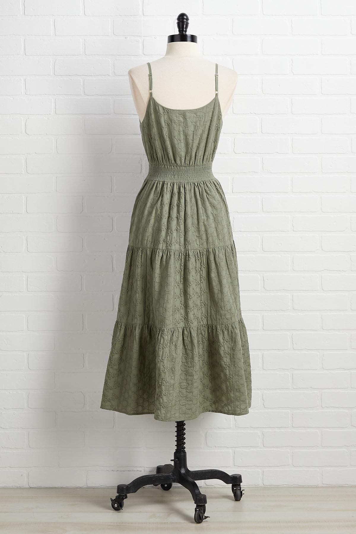 Off The Vine Dress
