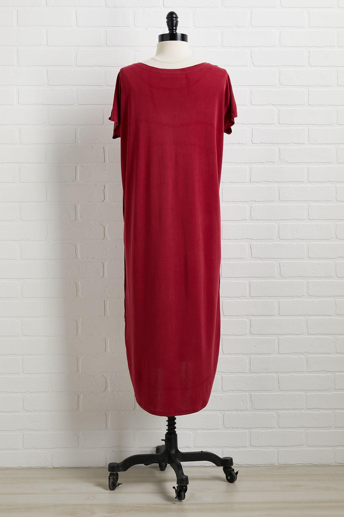 Maximum Effort Dress