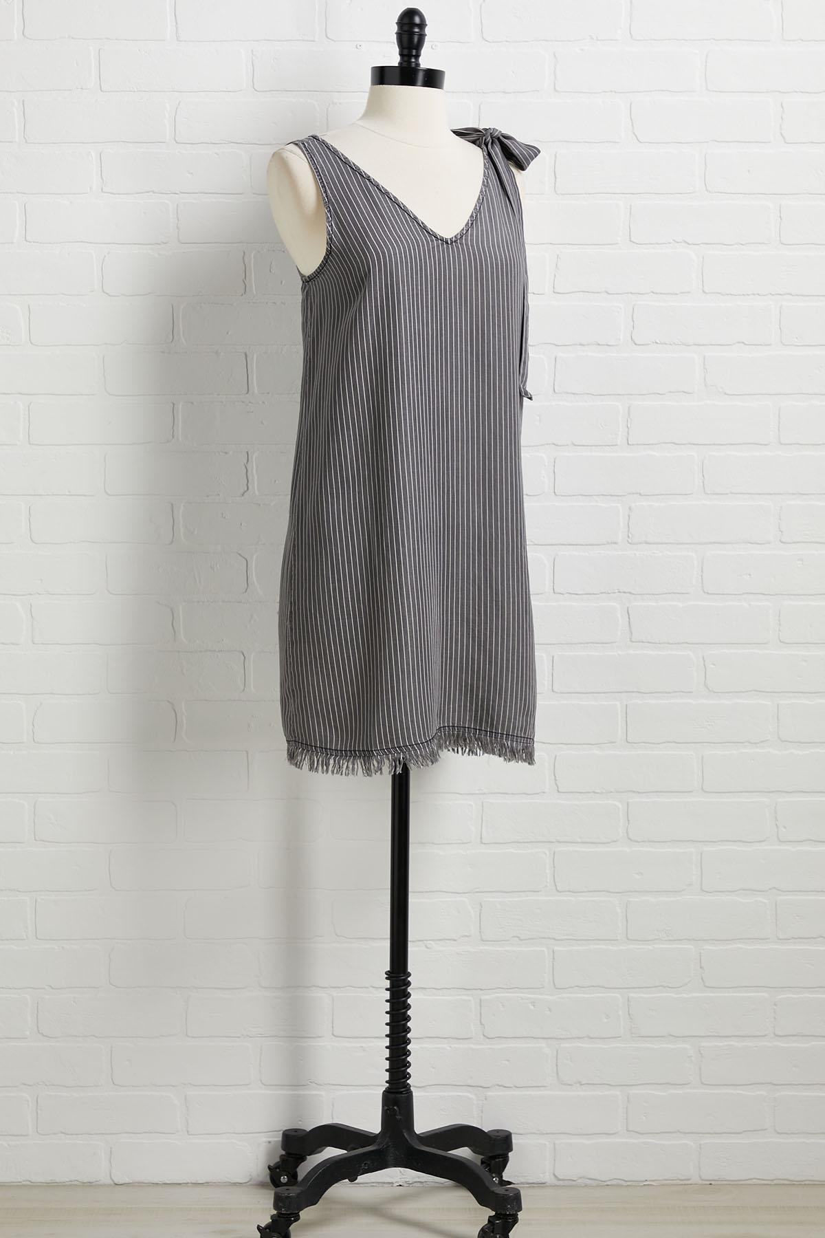 Ease Of The Season Dress