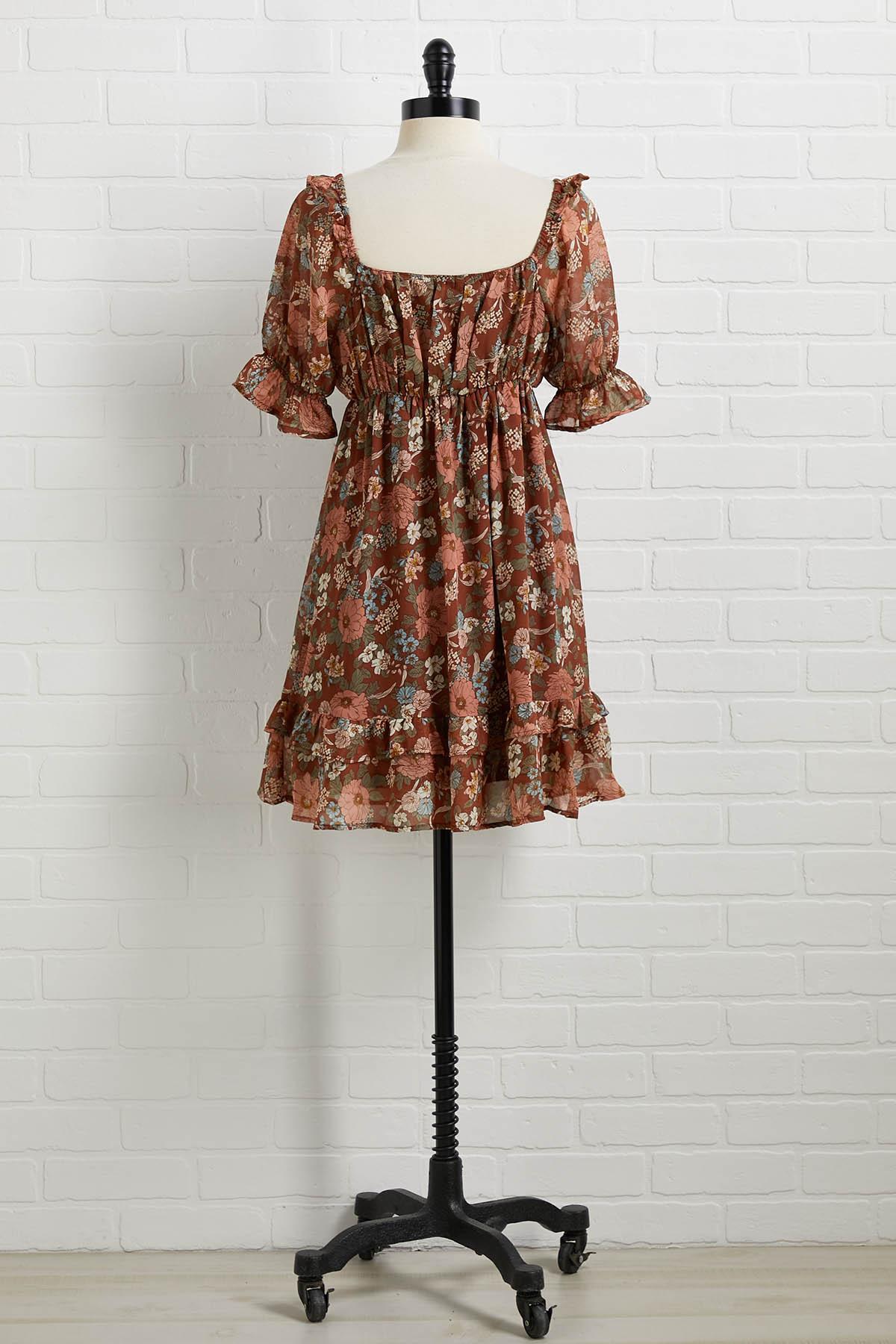 First Harvest Dress