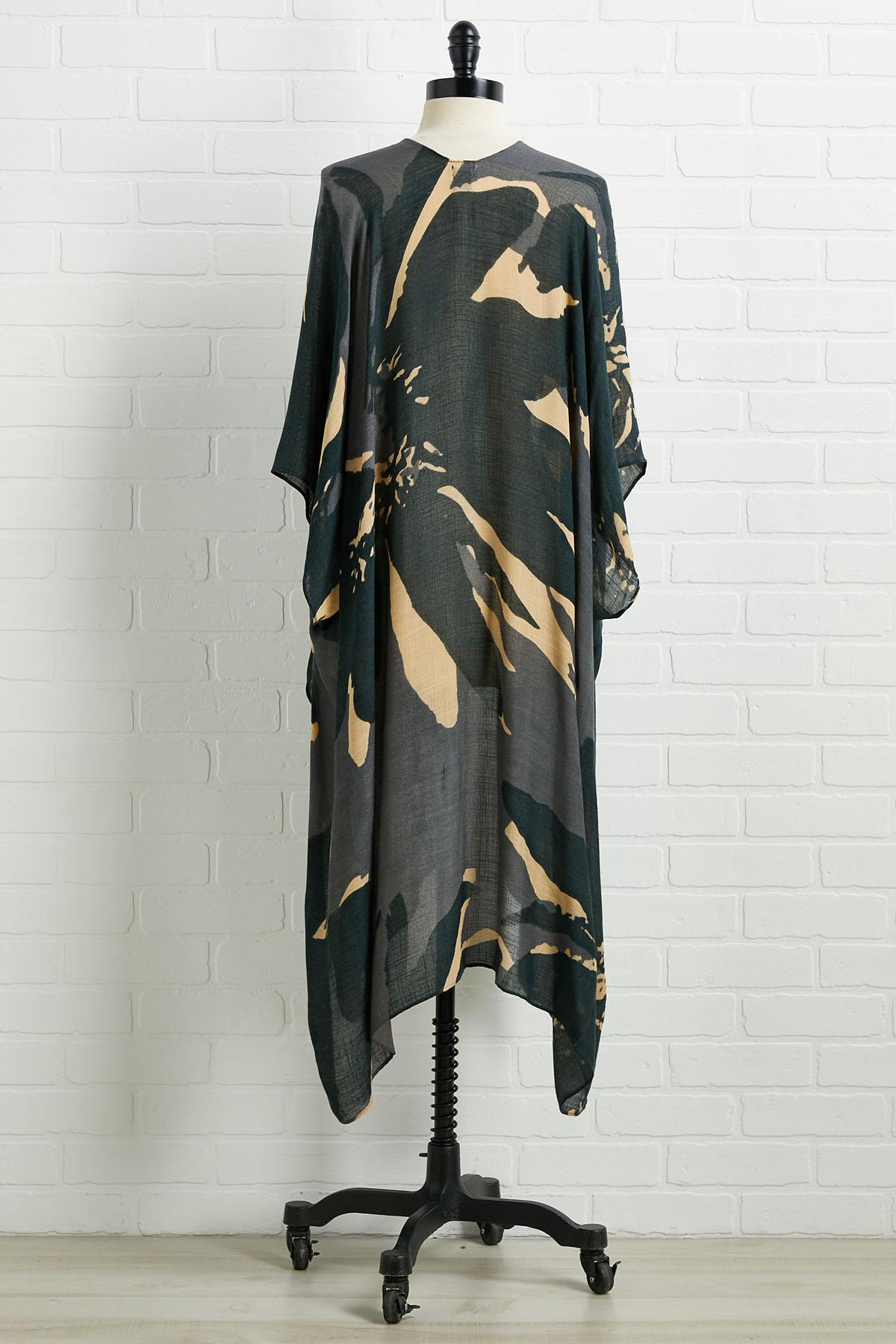 Blending In Kimono