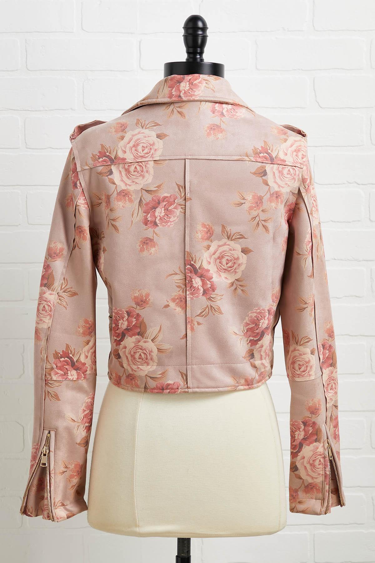 Picking Pink Jacket