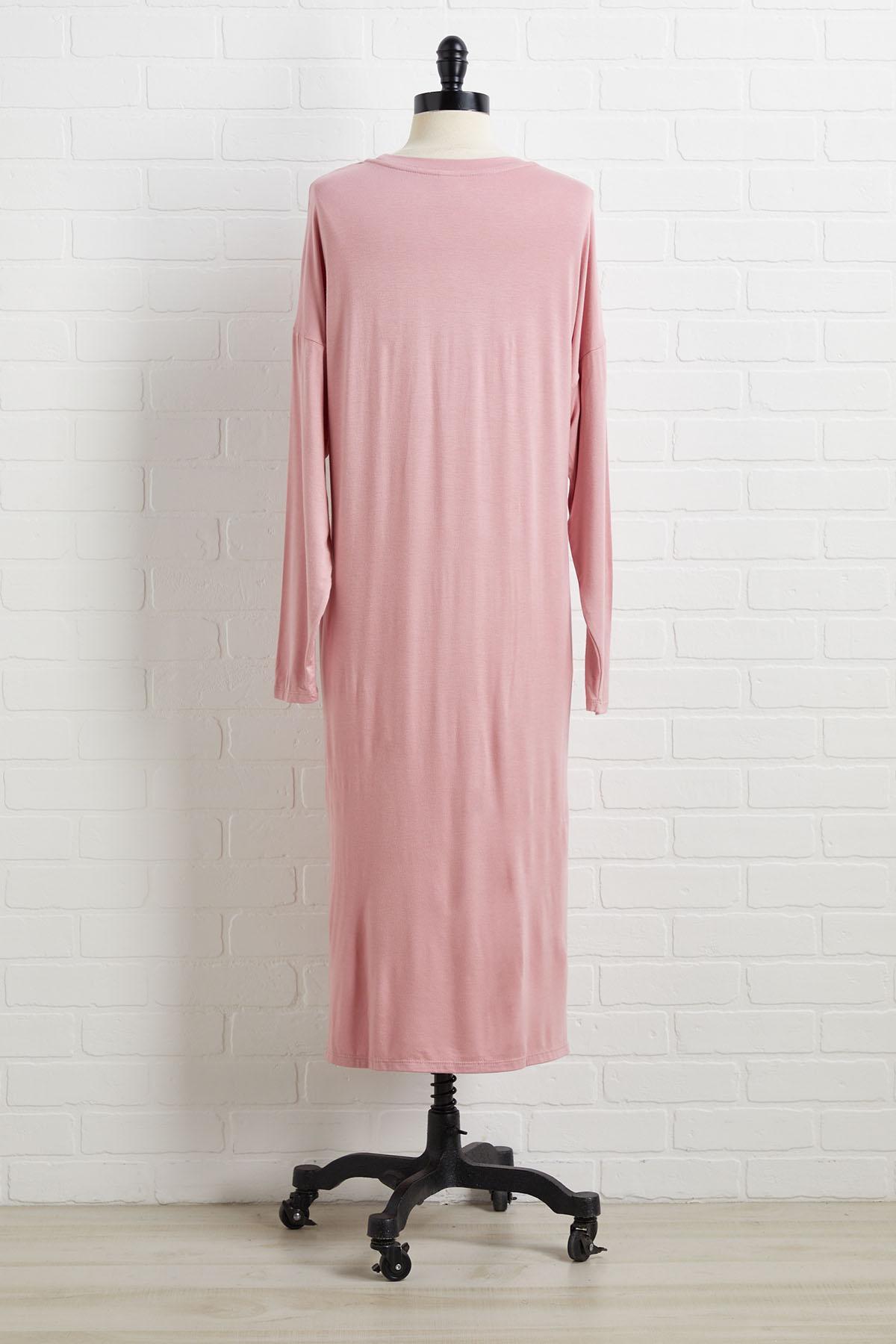 Speaking Peace Dress