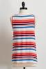 Knotted Multi Stripe Tank