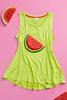 Yarn Textured Watermelon Tank