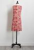 Embroidered Rib Knit Dress