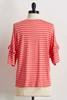 Knotted Stripe Tee
