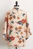 Textured Wildflower Kimono