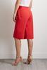 Side Wrap Midi Shorts