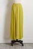 Tasseled Swiss Die Maxi Skirt