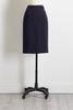 Cross Tie Pencil Skirt