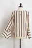 Bells And Ties Striped Top