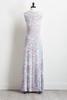 Mauve Tie Dye Maxi Dress
