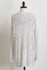 Dotted Tunic Sweater