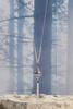 Two Tone Tassel Pendant Necklace