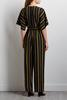 Golden Stripe Jumpsuit
