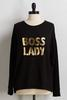Boss Lady Top