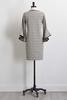 Jacquard Bell Sleeve Dress