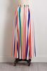 Cheerful Stripe Maxi Skirt