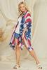 Red, White And Blue Forever Kimono