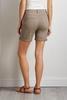 Moonstone Twill Bermuda Shorts