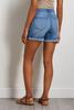 Slimming Denim Shorts