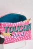 Toucan Can Do It Zippered Pouch