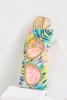 Tropical Sunglasses Case