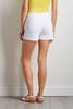 White Comfort Shorts