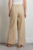 Linen Side Button Pants