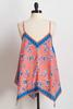 Crepe Floral Tank