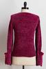 Chenille Tie Sleeve Sweater