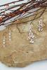 Linear Tear Shaped Earrings