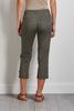 Military Cropped Pants