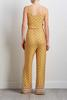 Gold Medallion Jumpsuit
