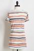 Squiggle Stripe Tee