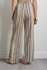 Natural Stripe Linen Pants