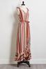 Bow Shoulder Maxi Dress