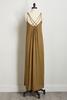 Swiss Dot Strappy Maxi Dress