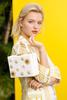 Floral Embellished Handbag