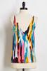 Colorful Abstract Tank